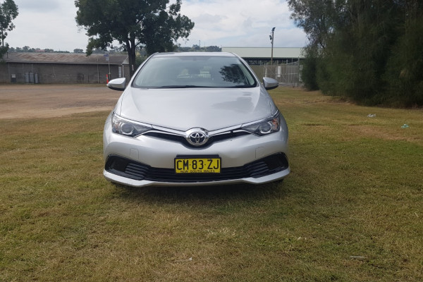 2017 Toyota Corolla ZRE182R Ascent Hatchback
