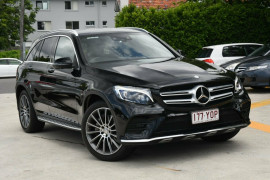 Mercedes-Benz GLC-Class GLC250 9G-Tronic 4MATIC X253