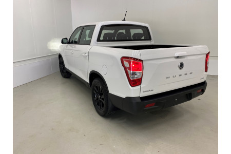 2020 MY20.5 SsangYong Musso Q200 Ultimate Utility Image 4