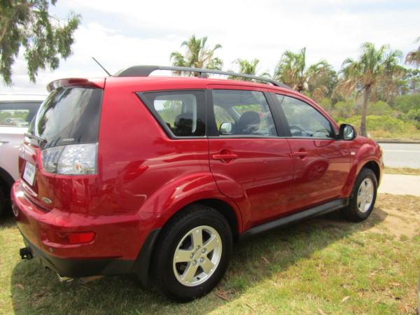 2011 MY12 Mitsubishi Outlander ZH MY12 LS Suv