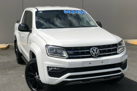 Volkswagen Amarok TDI580 4MOTION Perm Highline Black 2H MY19