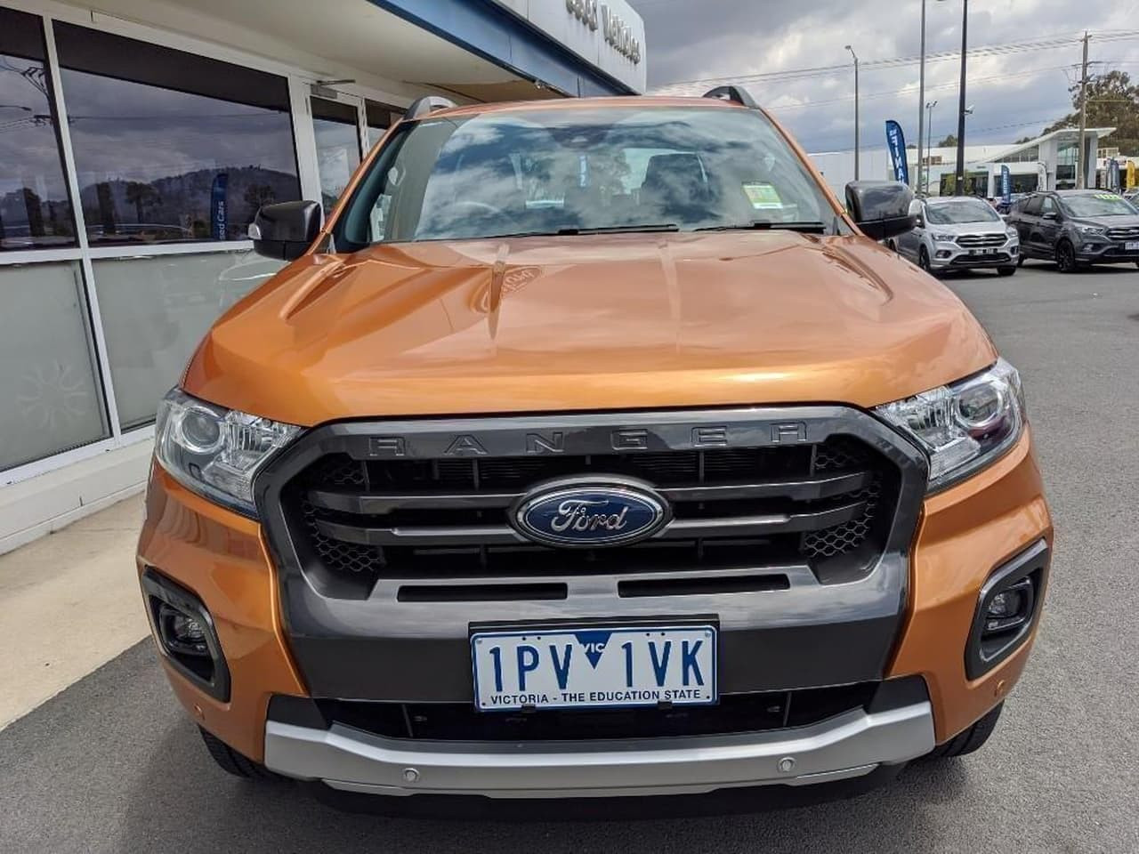 2019 MY19.75 Ford Ranger PX MKIII 2019.75MY WILDTRAK Ute