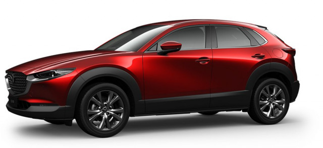 2020 Mazda CX-30 DM Series X20 Astina Wagon Mobile Image 23