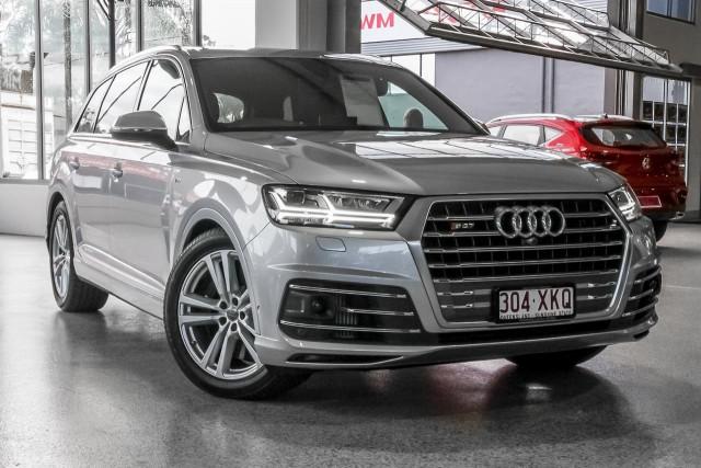 2017 Audi Sq7 4M MY17 TDI Suv Image 1