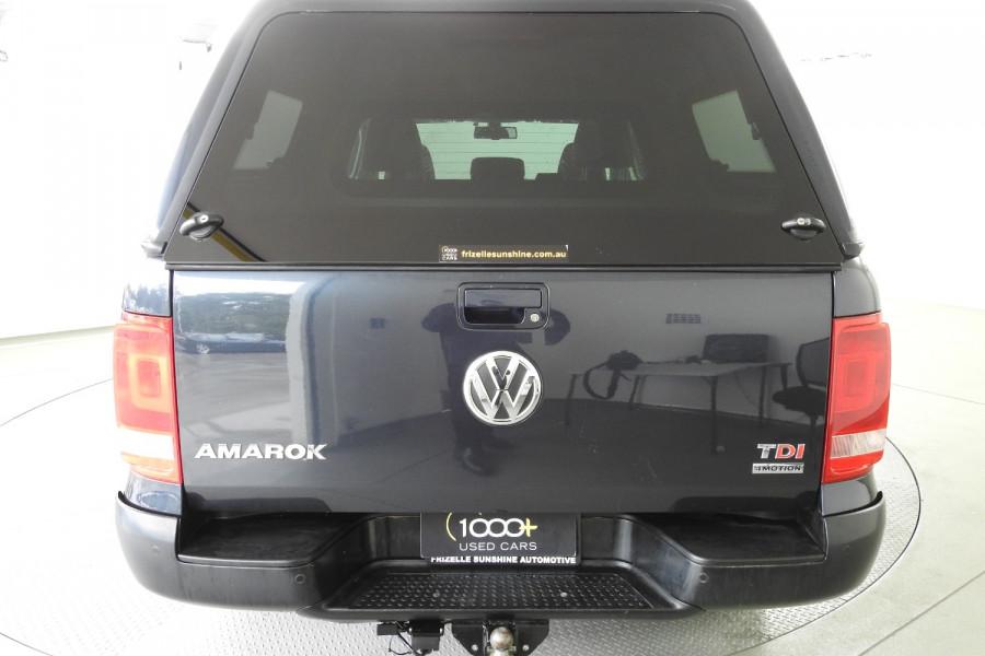 2014 Volkswagen Amarok 2H MY14 TDI420 Utility Image 5