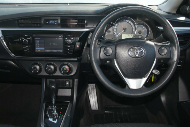 2016 Toyota Corolla ZRE172R Ascent S-CVT Sedan