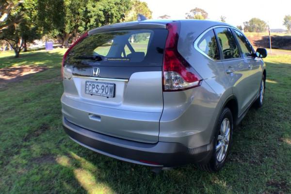 2013 Honda CR-V RM VTi Suv Image 3