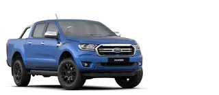 Fully Loaded 4x4 XLT Double Cab Pick-up 3.2L Auto