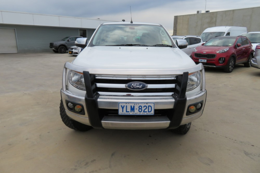 2013 Ford Ranger PX 4x4 XLT Double Pick-Up 3.2 Diesel Dual cab