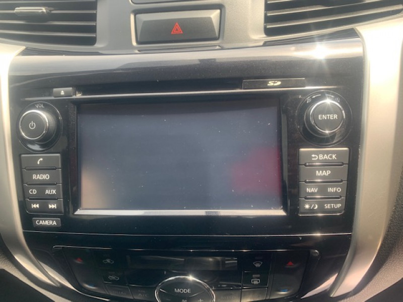 2016 Nissan Navara NAVDP4YA2STX STX D/cab