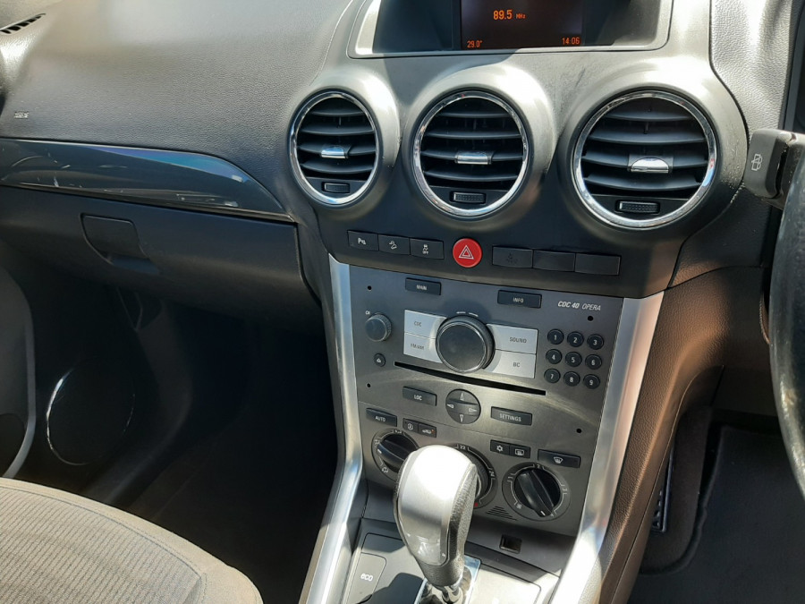 2011 Holden Captiva CG Series II 5 Suv Image 11