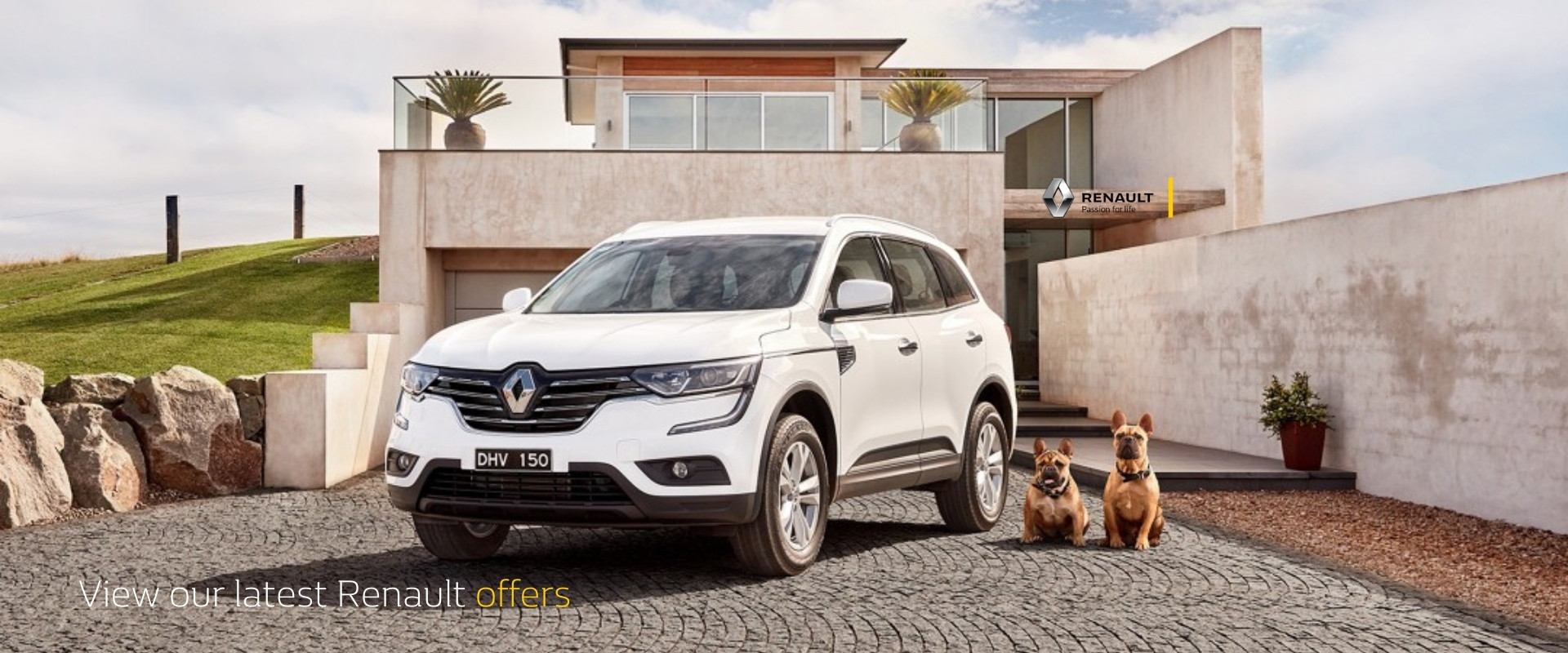 See our latest Renault Offers and Specials