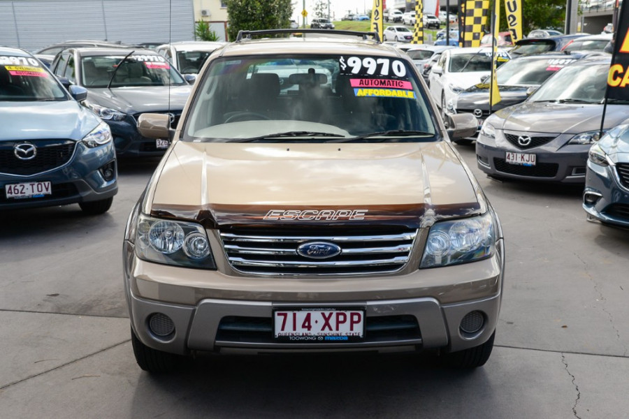 2007 Ford Escape ZC XLS Wagon