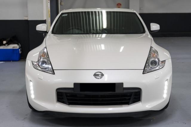 2014 Nissan 370z Z34  Coupe Image 4