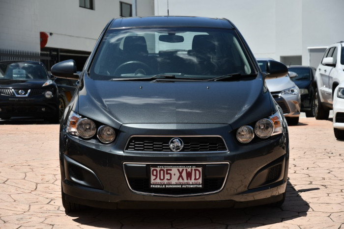2015 Holden Barina TM MY15 CD Hatch