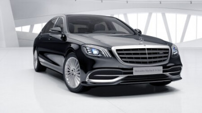 New Mercedes-Benz Mercedes-Maybach S-Class Sedan