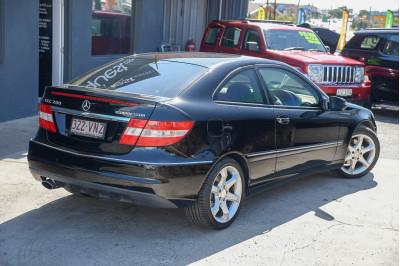 2010 Mercedes-Benz Clc-class CL203 CLC200 Kompressor Coupe Image 4