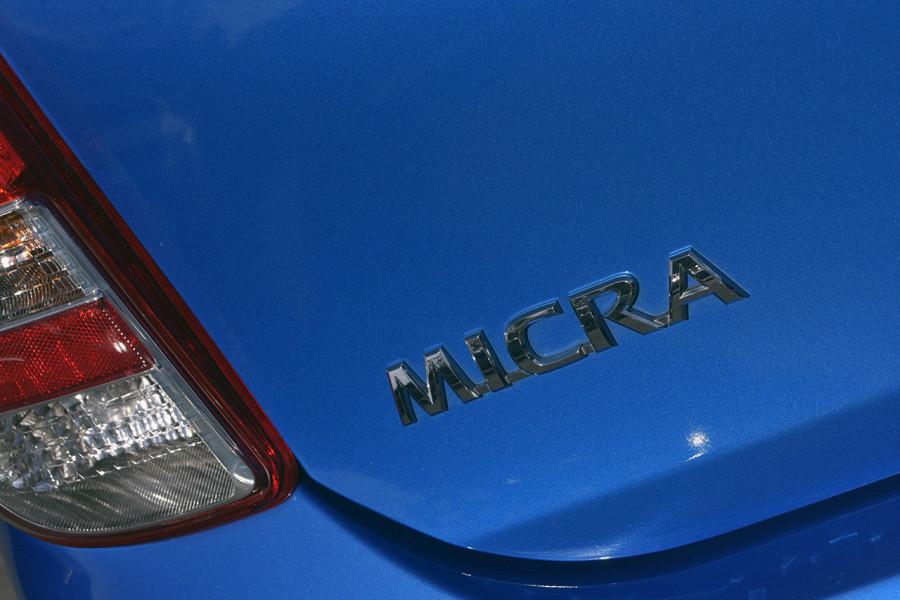 2011 Nissan Micra K13 ST Hatchback Mobile Image 9
