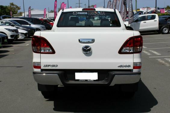 2019 MY18 Mazda BT-50 UR 4x4 3.2L Dual Cab Pickup XTR Utility