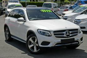 Mercedes-Benz GLC-Class GLC250 d 9G-Tronic 4MATIC X253 807MY