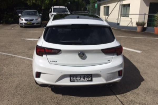 2019 Holden Astra BK MY19 RS Hatchback Image 5