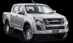 New Isuzu UTE SX Crew Cab Ute 4x4