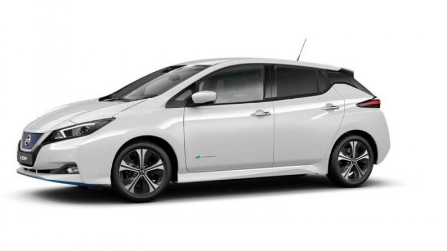 2021 Nissan LEAF ZE1 E Plus Hatchback Image 34