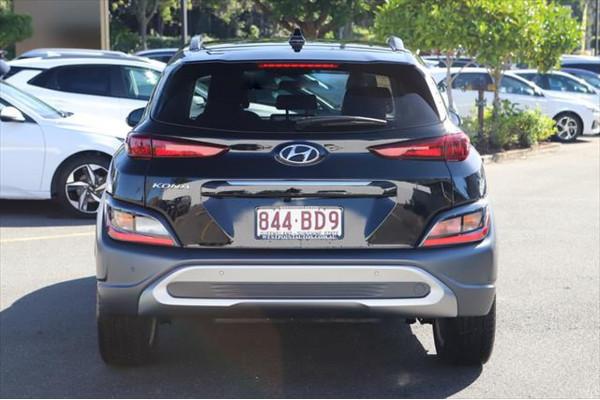 2021 Hyundai KONA OS.V4 Elite Suv Image 3