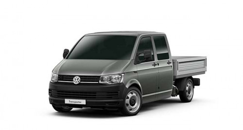 2017 Volkswagen Transporter T6 LWB Dual Cab Utility