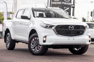 2021 Mazda BT-50 TF XT 4x4 Dual Cab Pickup Utility