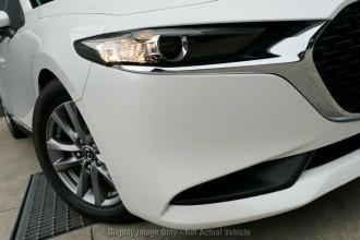 2020 Mazda 3 BP G20 Pure Sedan Sedan Image 2