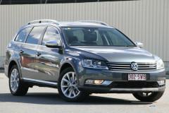 Volkswagen Passat Alltrack DSG 4MOTION Type 3C MY13