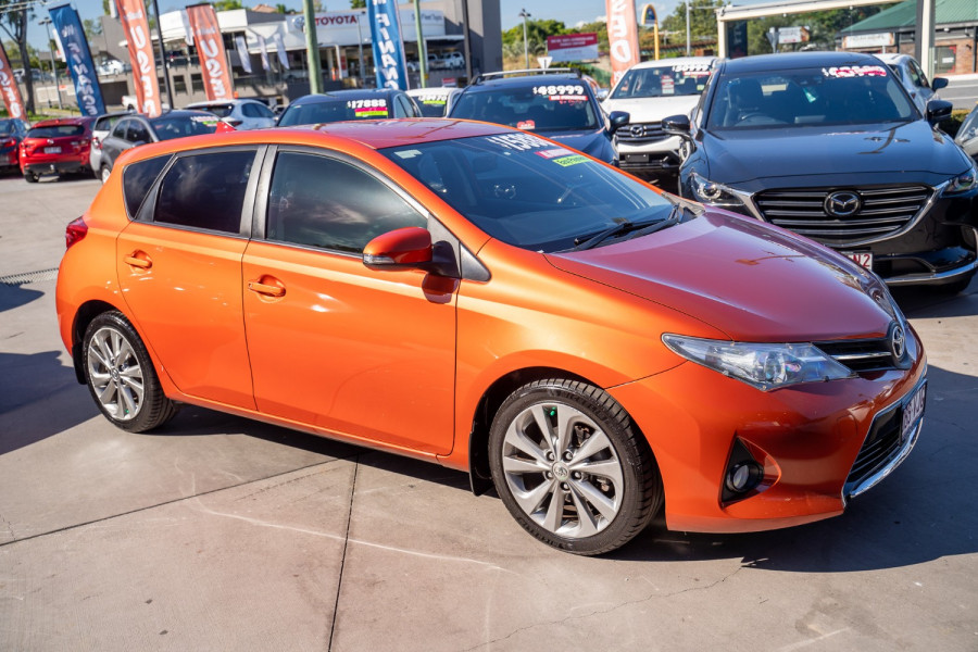 2013 Toyota Corolla SX