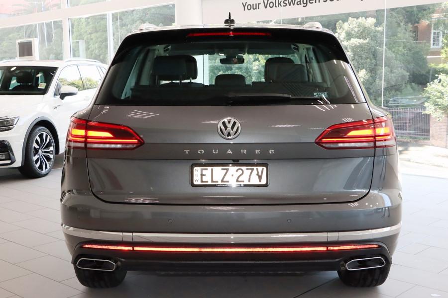 2020 Volkswagen Touareg 190TDi
