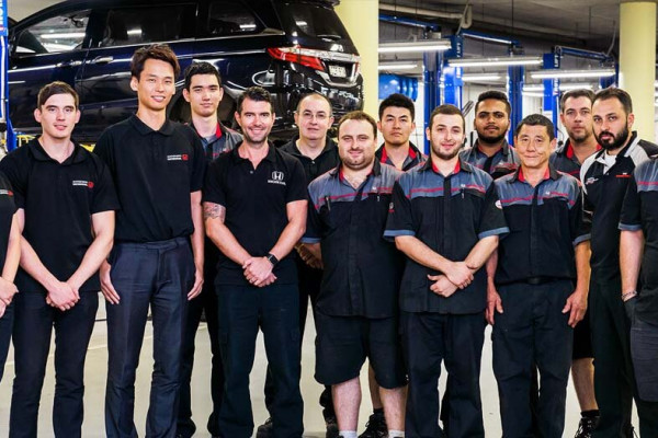 Autosports Honda Service Department