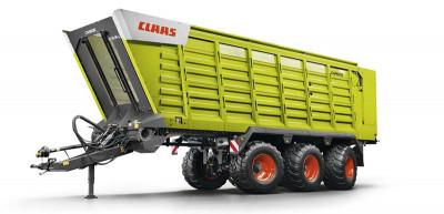 New CLAAS CARGOS 760-740