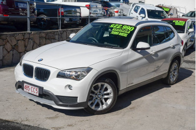 2014 BMW X1 E84 MY15 sDrive18d Suv Image 2