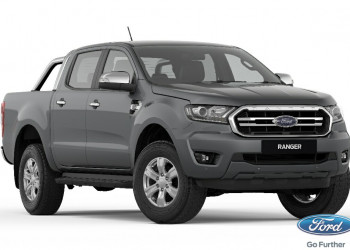 2018 MY19.00 Ford Ranger PX MkIII 4x2 XLT Double Cab Pick-up Hi-Rider Utility