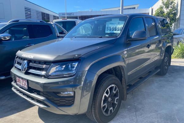 2019 Volkswagen Amarok Canyon Canyon Utility Image 2