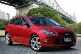 Ford Focus Sport PwrShift LW MKII