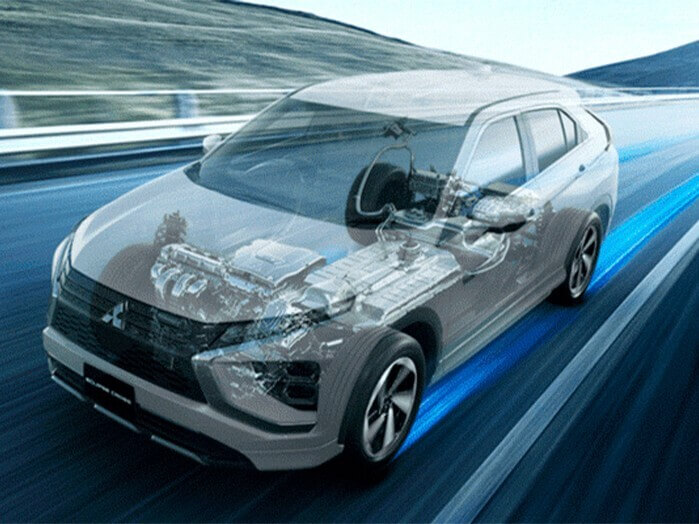 All-New Eclipse Cross Plug-in Hybrid Image