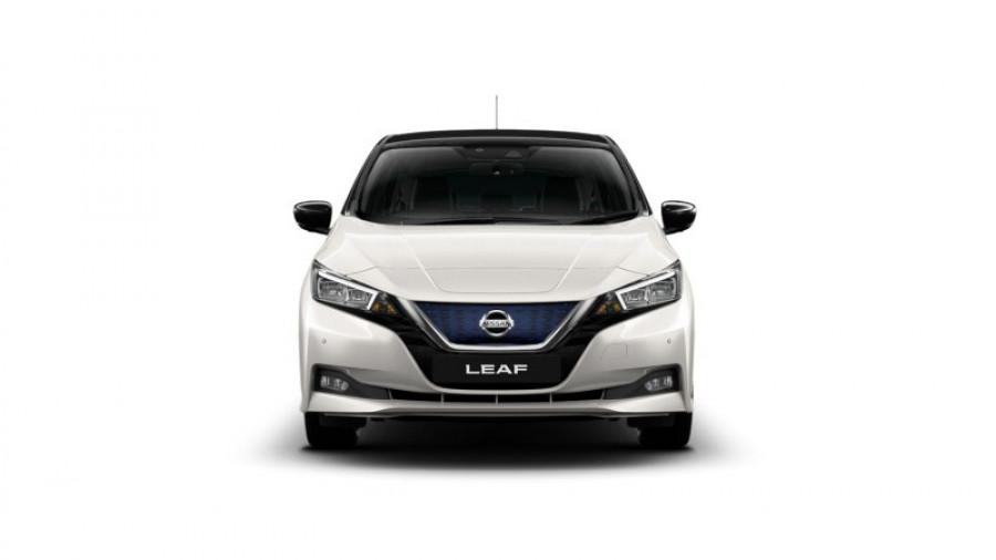 2020 Nissan LEAF ZE1 LEAF Hatchback Image 4