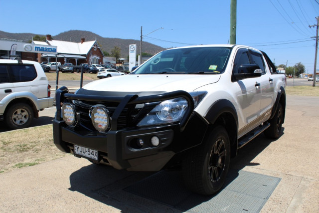2019 Mazda BT-50 UR 4x4 3.2L Dual Cab Pickup Boss Cab chassis Mobile Image 10