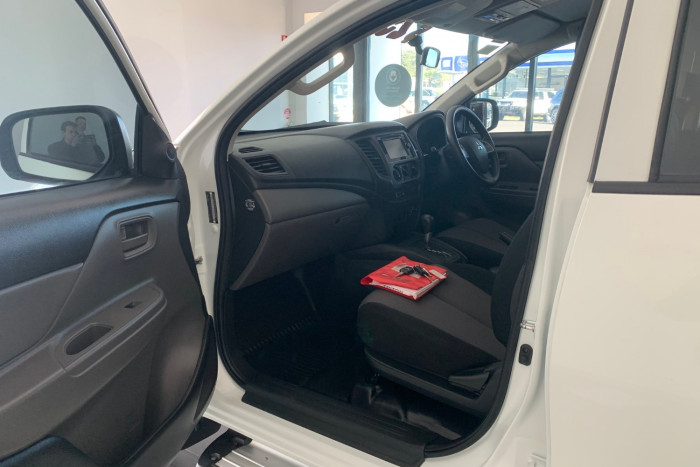 2017 Mitsubishi Triton MQ MY17 GLX Utility