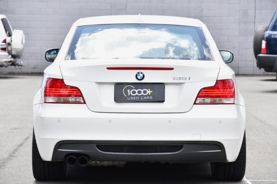 2010 BMW 1 Series E82 MY10 135i Coupe