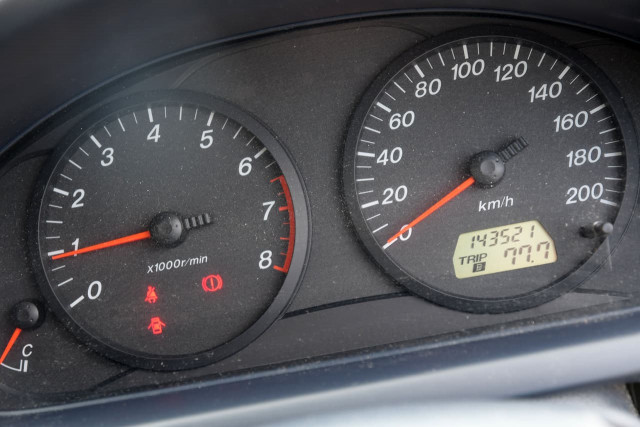 2004 Mazda 2 DY Series 1 Neo Hatchback Image 8