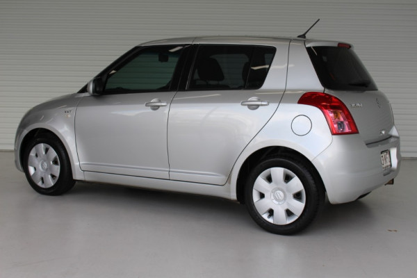 2008 Suzuki Swift RS415 S Hatch Image 3