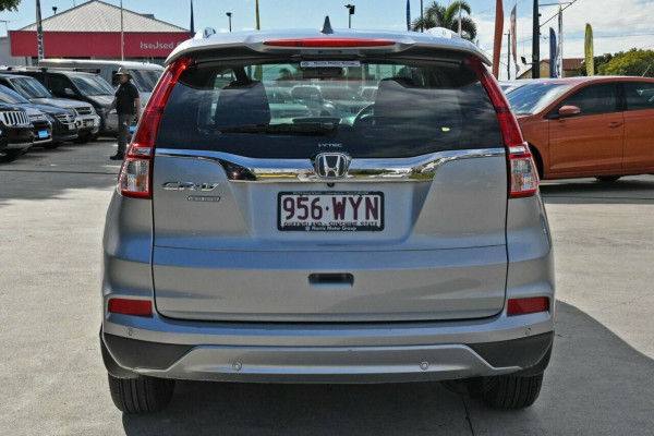 2016 MY17 Honda CR-V RM Series II MY17 Limited Edition Suv Image 5