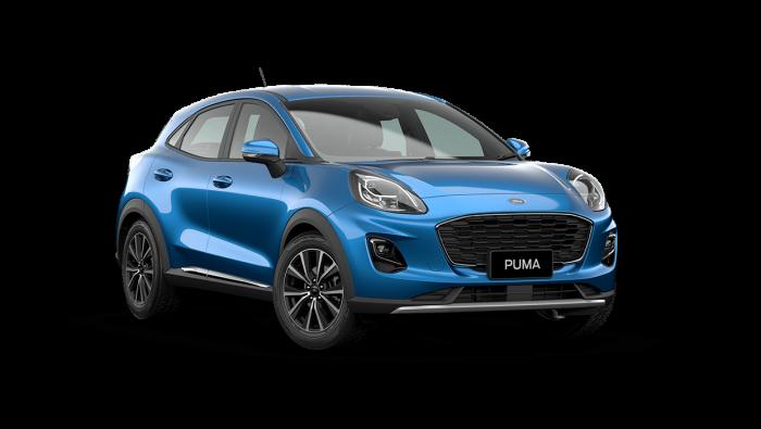 2021 MY21.25 Ford Puma JK Puma Wagon image 1