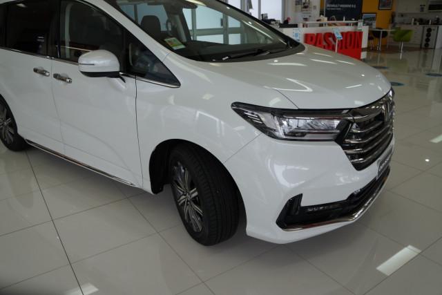 2020 MY21 Honda Odyssey 5th Gen Vi LX7 Van Image 3